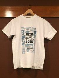 フェローズ  10周年記念Tシャツ