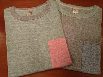 ウエアハウスのクレイジーパターンTシャツ!