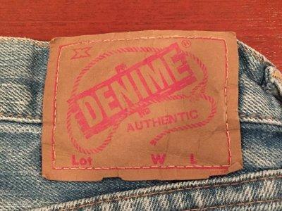 画像3: DENIME 旧ドゥニーム デニムショーツ
