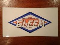 GLEEM グリーム ステッカー
