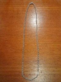 シルバー小豆チェーン2.5mm 45cm