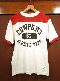 ウエアハウス(ダブルワークス) フットボールTシャツ 25135002-04