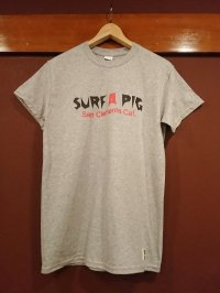 SURF A PIG サーフアピッグ Tシャツ ST-9