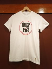 SURF A PIG サーフアピッグ Tシャツ ST-10