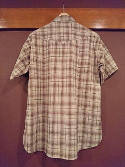 画像2: ウエアハウス(ダブルワークス) 半袖ウエスタンシャツ 45003-G
