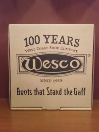 "WESCO ウエスコ 創業100周年記念 アニバーサリーブック""Boots that Stand the Gaff"""