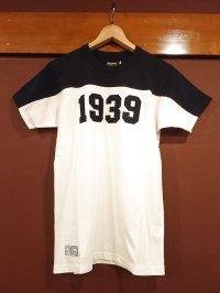 ダッパーズ コンビネーションクルーネックTシャツ Lot.1248