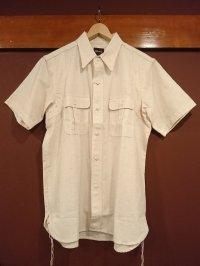 GLEEM グリーム 半袖シャンブレーワークシャツ 668