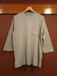 ウエアハウス(ダブルワークス) 七分袖ポケット付きTシャツ 17153004