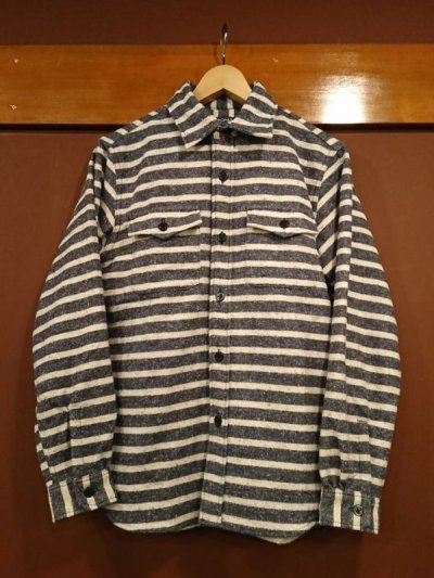 画像1: トパーズ ワークシャツ TS-2256