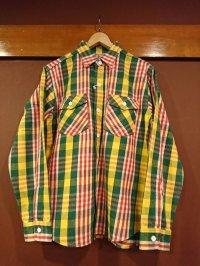 ウエアハウス(カッパーキング)  ネルシャツ CK1007-B