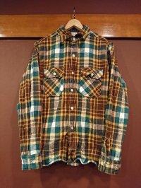 ウエアハウス ネルシャツ 3085 C柄