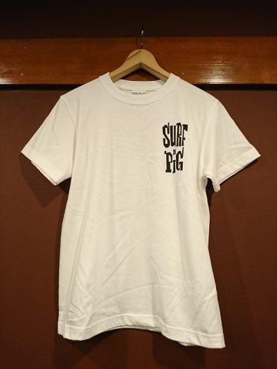 画像2: SURF A PIG サーフアピッグ Tシャツ ST-16