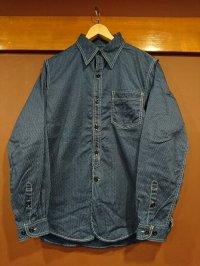 クッシュマン ウォバッシュワークシャツ 25530