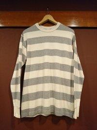 フェローズ ボーダーロングスリーブTシャツ PCT3-B