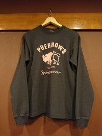 フェローズ プリントロングスリーブTシャツ PLT2