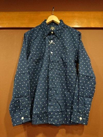 画像1: トパーズ ワークシャツ TS-2481