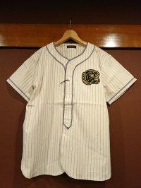 ミュラーアンドブロス 半袖ベースボールシャツ MB023-DiMaggio Shirt