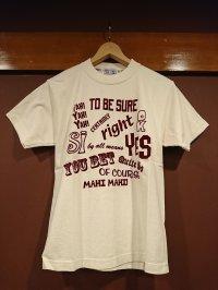フェローズ  プリントTシャツ MT5