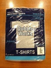 ウエアハウス(ダブルワークス) 2PACK Tシャツ 33007