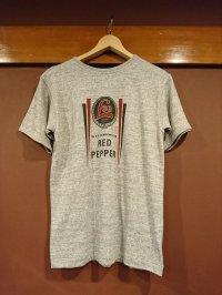 ウエアハウス×リー コラボレーションTシャツ RED PEPPER