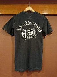 GLEEM グリーム 両VネックプリントTシャツ 318-B