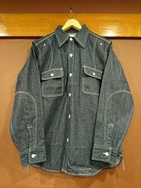 フェローズ デニムワークシャツ 770WS