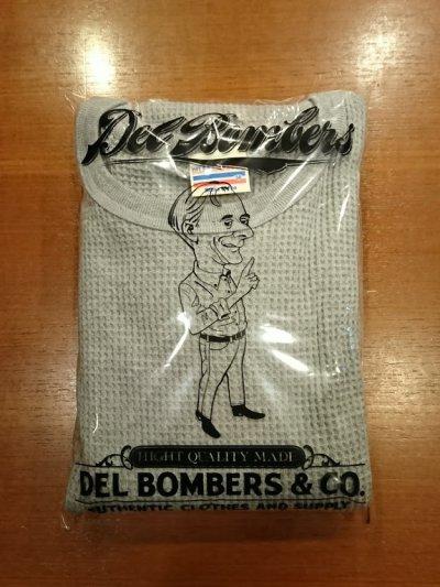 画像2: Delbombers&Co.  サーマルロンT DLT-1