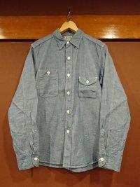 ジェラード シャンブレーシャツ JP94112