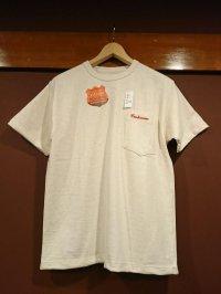 クッシュマン ポケット付Tシャツ 26635