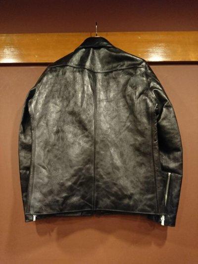 画像2: ファインクリークレザーズ(ファインクリークアンドコー) アロンゾ ライダースジャケット ALONZO
