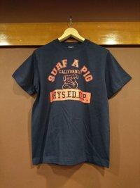 SURF A PIG サーフアピッグ Tシャツ ST-23