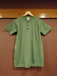 GLEEM グリーム ヘンリーネックTシャツ 304