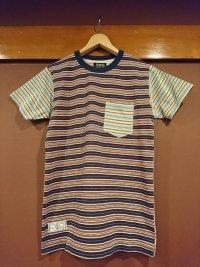 ダッパーズ ボーダーTシャツ Lot.1474