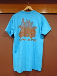 SURF A PIG サーフアピッグ Tシャツ ST-4