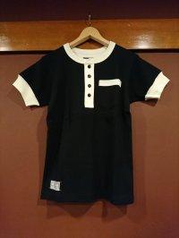 ダッパーズ サーマルヘンリーネックポケットTシャツ Lot.1235