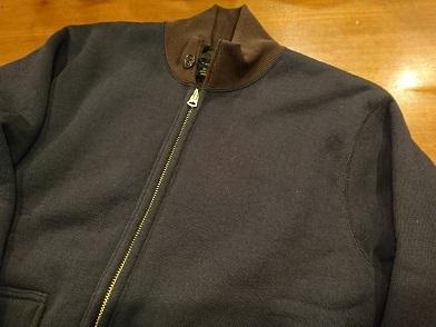 フェローズのパイルジャケット!