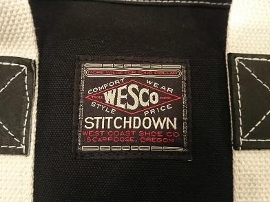 ウエスコのバッグ!