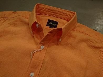 グリームのシャンブレーシャツに新色が入荷しました!