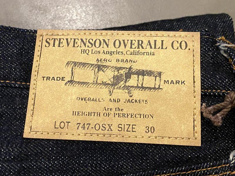 スティーブンソン747
